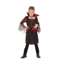 Costume Vampiressa 7-9 anni