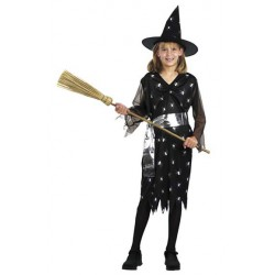 Spider Witch Costume 10-12 years