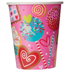 Sweet Hearts Cups