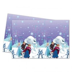 Frozen Snowflakes Tablecover