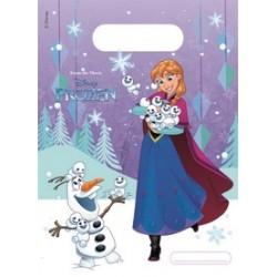 Frozen Snowflakes Party Bags