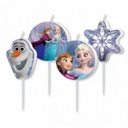 Frozen Candels Set
