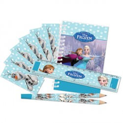 Frozen Stationery Favour Pack 20pc