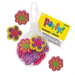 Assorted Girly Erasers - Party Favor