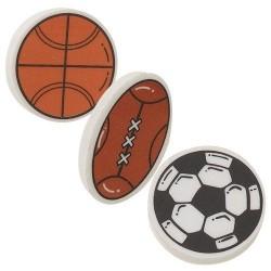 Sport Balls Erasers