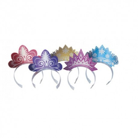 Tiara Principessa 12 pezzi - Regalini fine festa