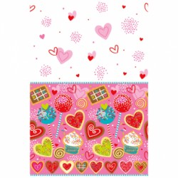 Sweet Hearts Tablecover