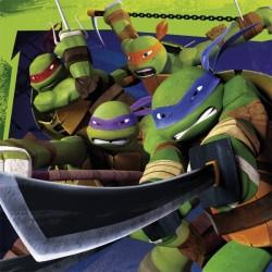 Tovaglioli Tartarughe Ninja