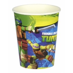 Ninja Turtles Paper Cups