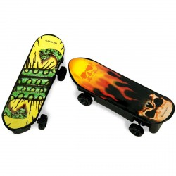 Pull back skateboards 6pc