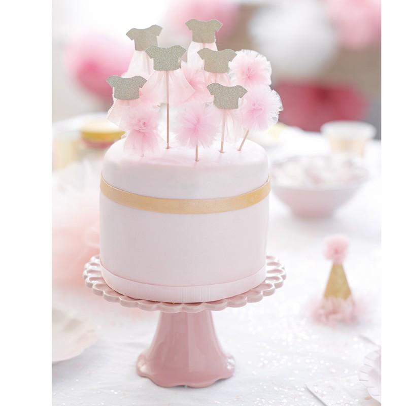 decorazione per torta ballerina