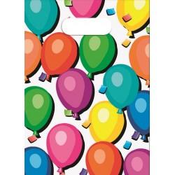 Balloons Favor Bags