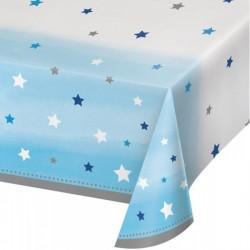 Little Star Boy PLastic Tablecover - Twinkle Twinkle Little Star