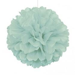 Mint Fluffy Decoration