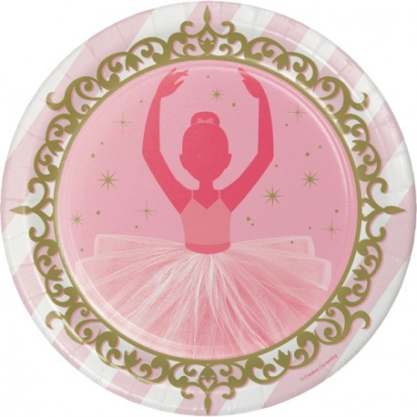 Twinkle Toes Dinner Plates
