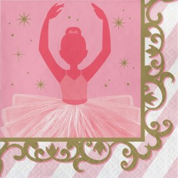 Twinkle Toes Lunch Napkins