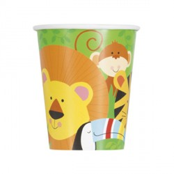 Jungle Party Cups