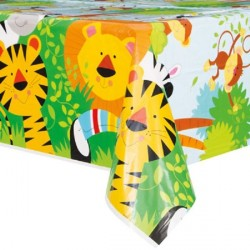 Jungle Party Tablecover