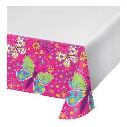Tovaglia Butterfly Sparkle - festa tema Farfalle