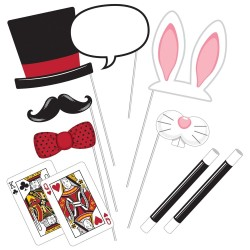 Photo Booth Props Magia