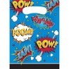 Superhero Slogans Loot Bags