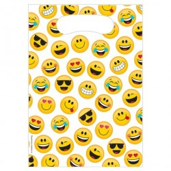 Emoji Party Loot Bags
