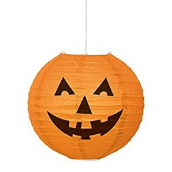Lanterna Halloween Zucca