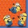 Minions Party Lunch Napkins