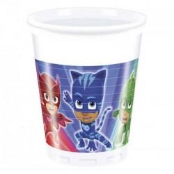 Bicchieri Super Pigiamini - PJ Masks
