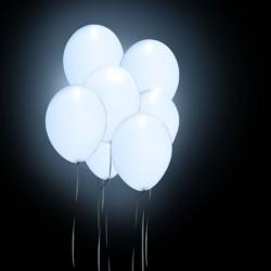 Palloncini LED bianchi