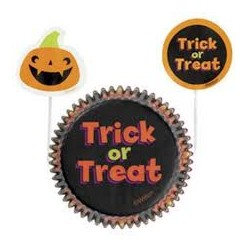 Halloween Cupcakes Decorating Kit