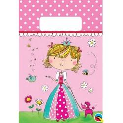 Birthday Princess Party Bags