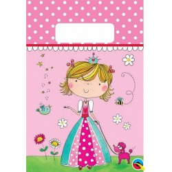 Birthday Princess Party Bags