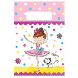 Birthday Ballerina Party Bags