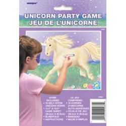Gioco dell'Unicorno per festa compleanno