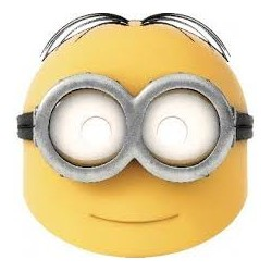 Minions Favor Masks