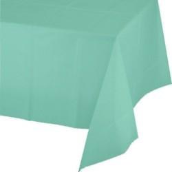 Tovaglia plastica Verde Menta / Verde Acqua