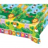 Jungle Friends Party Plastic Tablecover