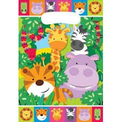 Jungle Friends Party Bags