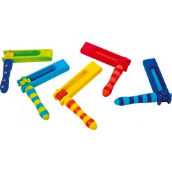 Wooden Assorted Noisemaker
