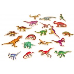 Dinosaurs magnets