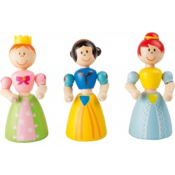 Principesse flessibili in legno