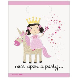 Princess and Unicorn Loot Bags