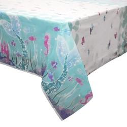 Mermaid Plastic Tablecover