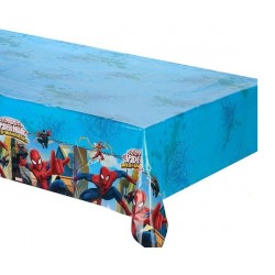 Spiderman Plastic Tablecover