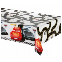 Cars Plastic Tablecover