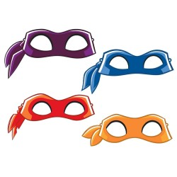 Ninja Turtles Masks