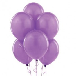 Lavender Latex Balloons 10pc