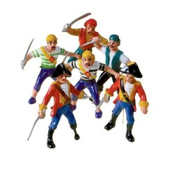 Figure Pirata Assortite