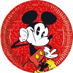 Mickey Super Cool Plates